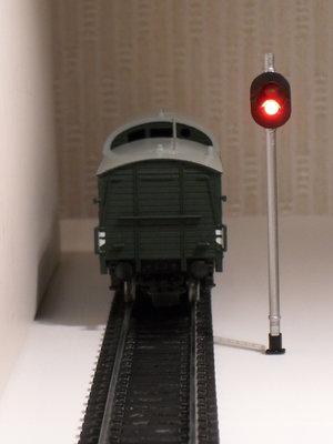 ЖД светофор